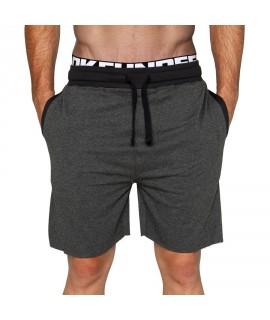 Bloke Active Shorts Organic Dark Grey
