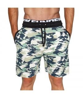 Bloke Active Shorts Camo
